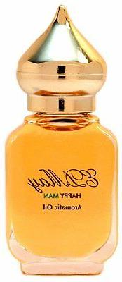 HAPPY MAN Dragon's Blood Cologne Fragrance Aromatherapy Body
