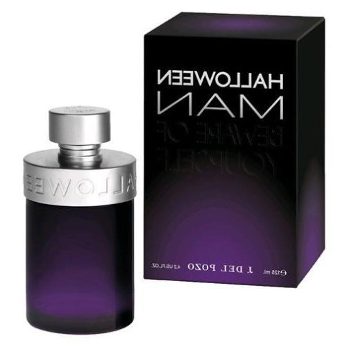Halloween Man Cologne by J Del Pozo, 4.2 oz EDT Spray for Me