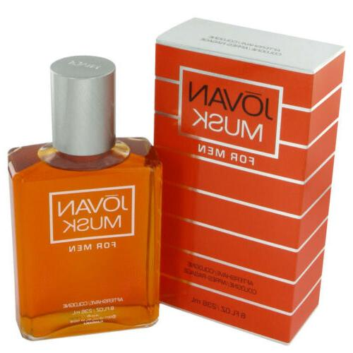 JOVAN MUSK by Jovan After Shave/Cologne 8 oz for Men