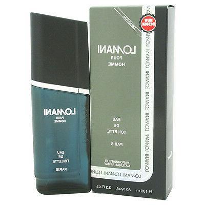 Lomani by Lomani for Men - 3.4 oz EDT Spray