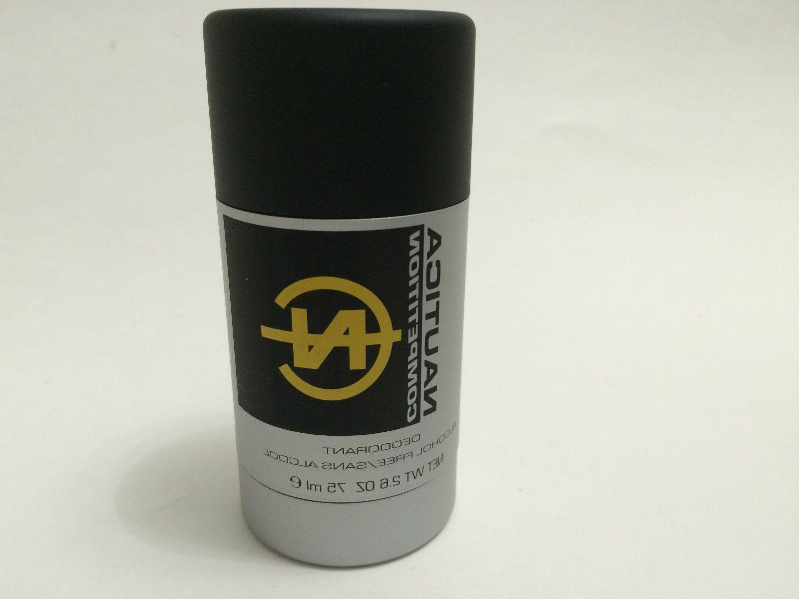 NAUTICA COMPETITION by Nautica Cologne Men Deodorant  Alcoho