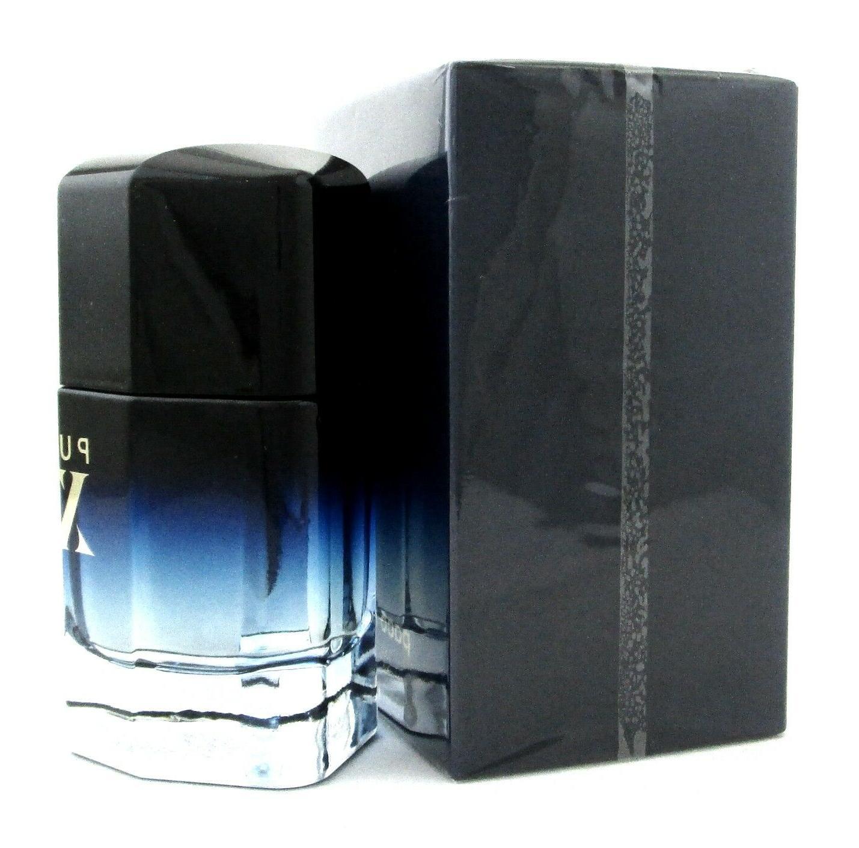PURE XS by Rabanne oz. EDT Spray Brand Sealed