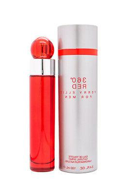 Perry Ellis 360 Red By Perry Ellis For Men. Eau De Toilette