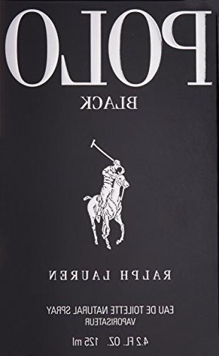 Polo Black Lauren - 4.2 Ounce EDT