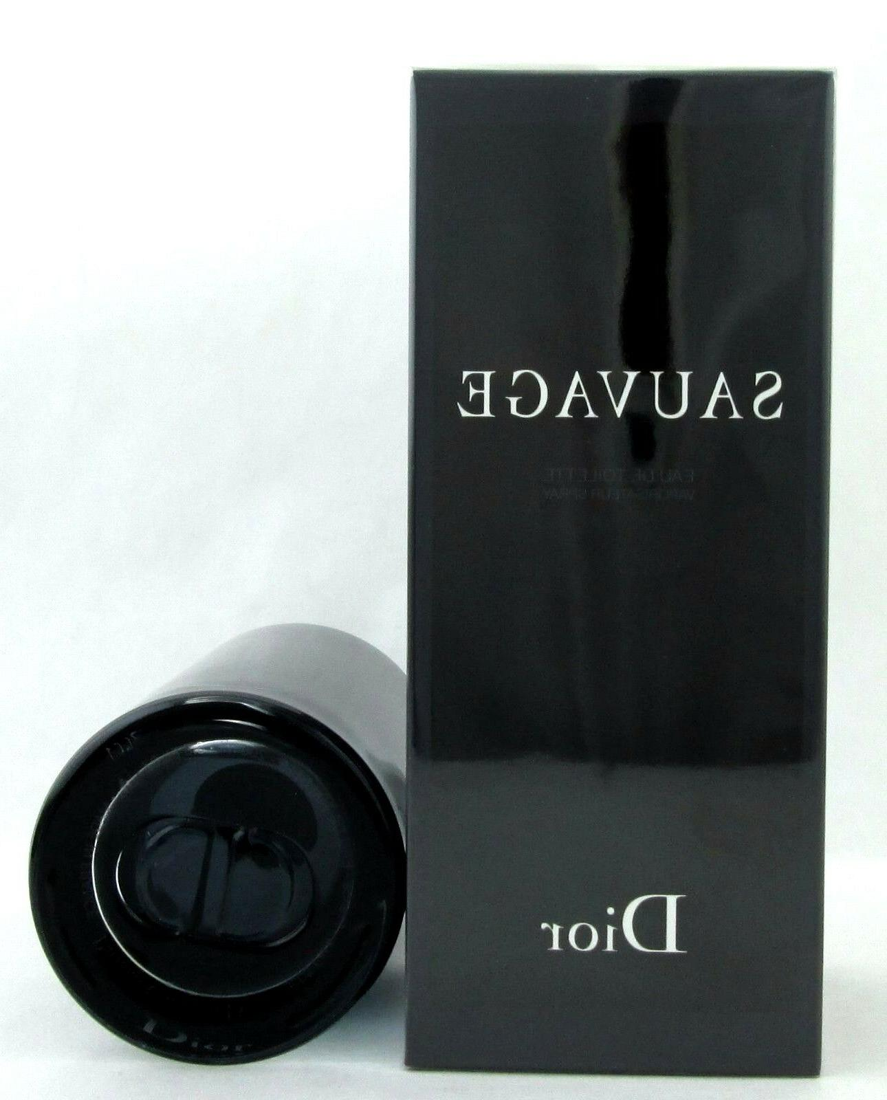 Sauvage by Dior Men. NEW.