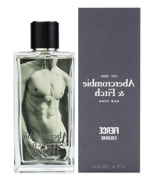 Abercrombie & Fitch Fierce 6.7 Oz - 200 ml Mens Eau De Colog