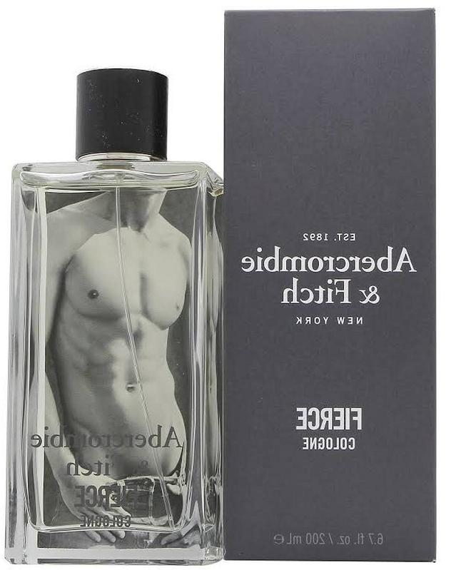 abercrombie and fitch fierce men s 6
