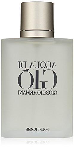New ACQUA DI GIO by Giorgio Armani for men cologne EDT 3.3/3