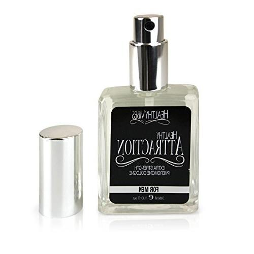 Healthy Attraction Men's Cologne 1 Fl Bold Extra Pheromone with and Pheromones the