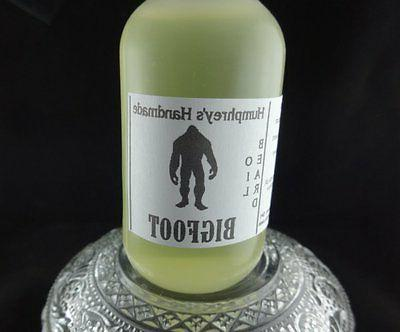 BIGFOOT Beard Oil, Cologne, Serum Sandalwood