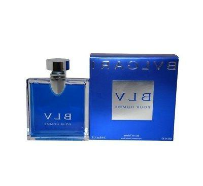 blv homme by 3 4 oz edt