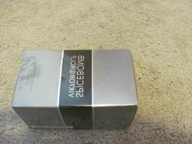 BNIB & Rolf SPICEBOMB oz EDT Men's Cologne Homme