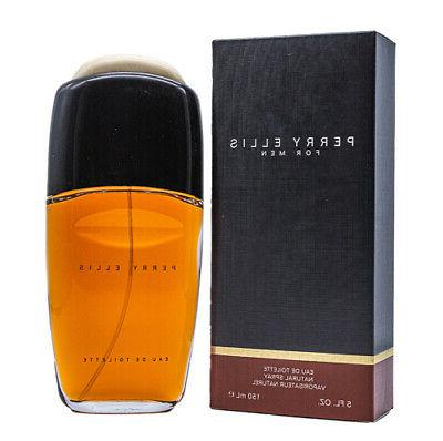 by 5 oz edt cologne for men