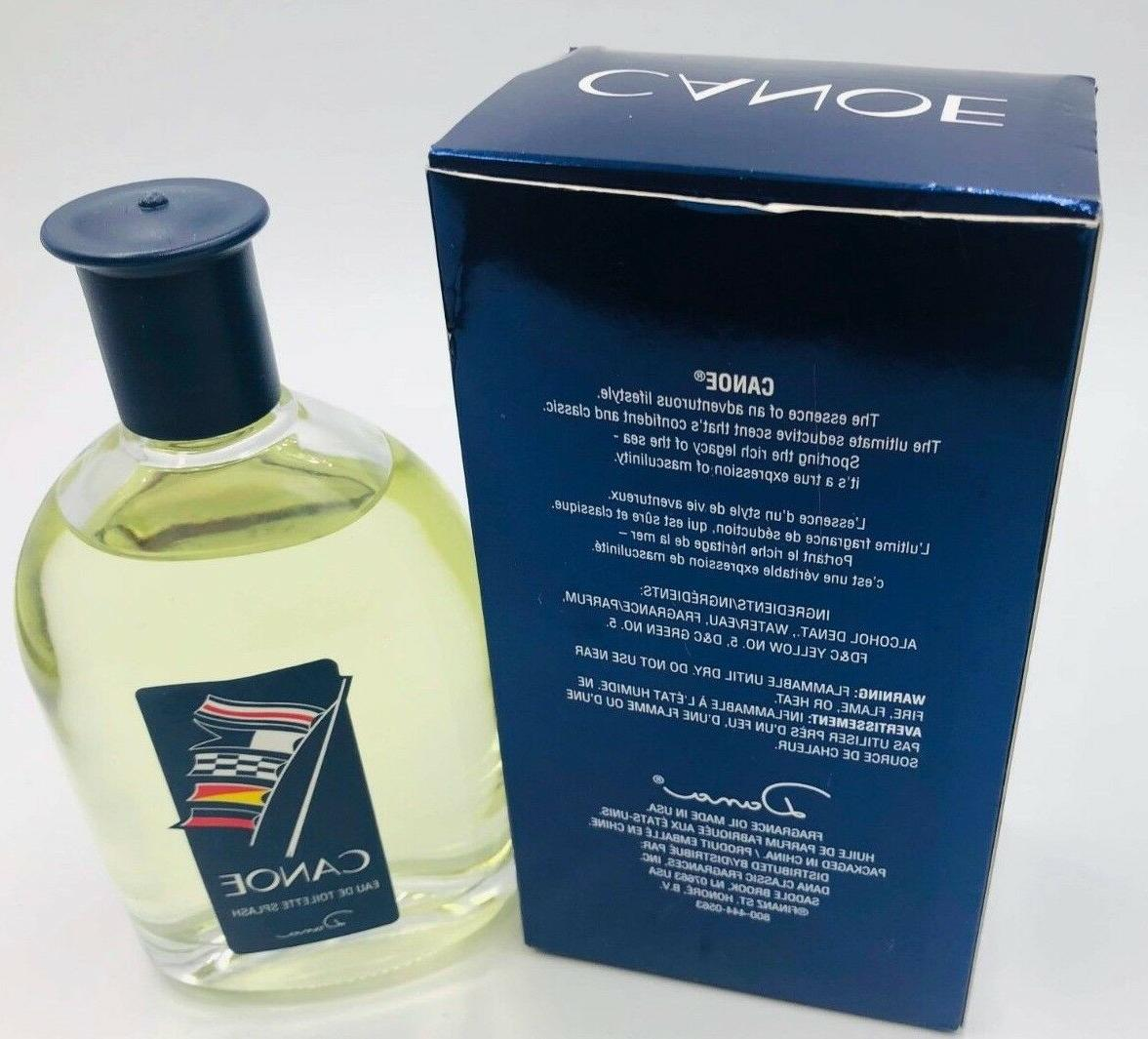 Canoe 4 oz for Men