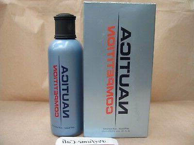 NAUTICA COMPETITION   4.2 FL oz / 125 ML After Shave Splash