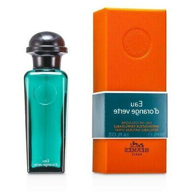 d orange verte