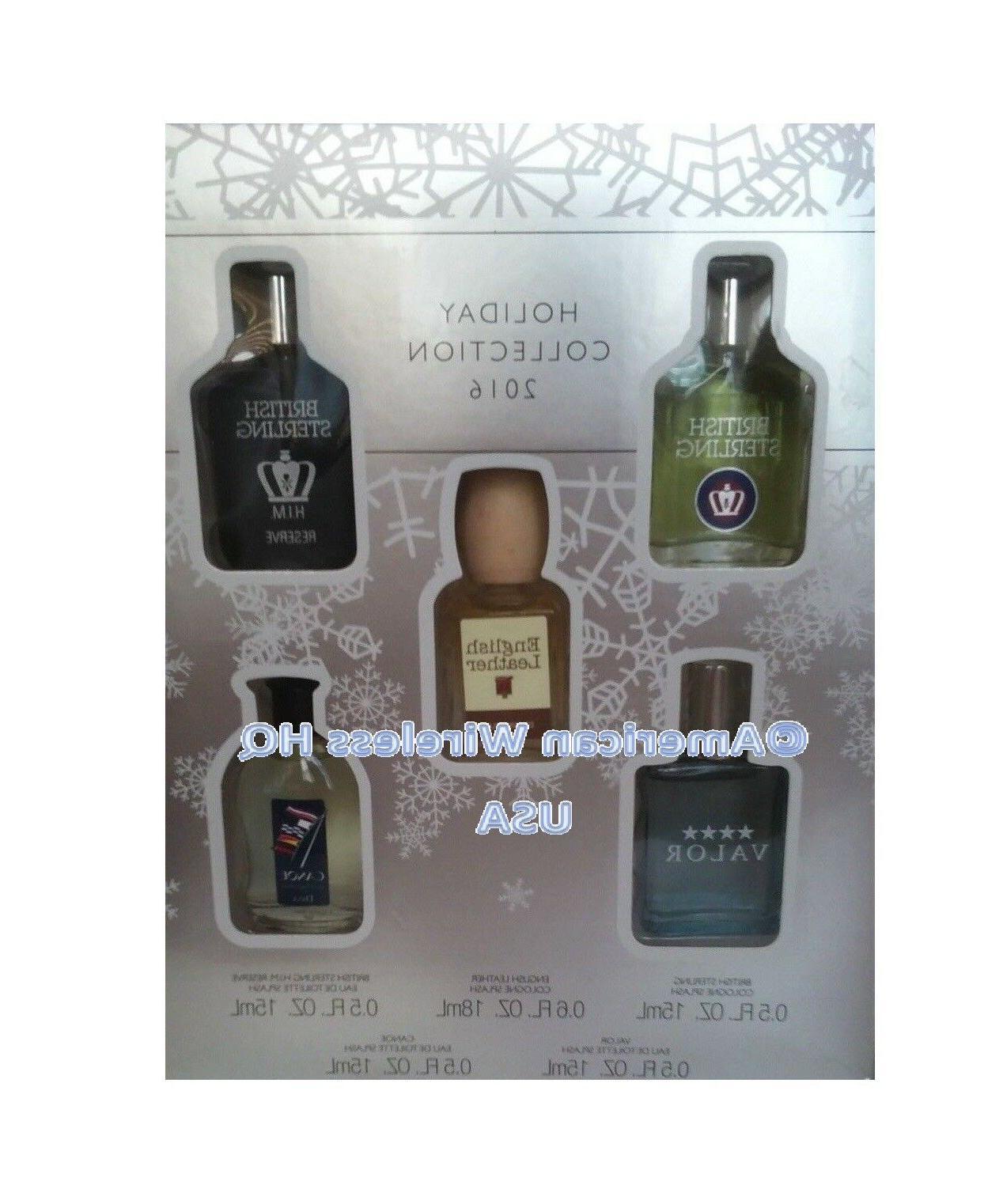 dana men s holiday collection fragrance sampler