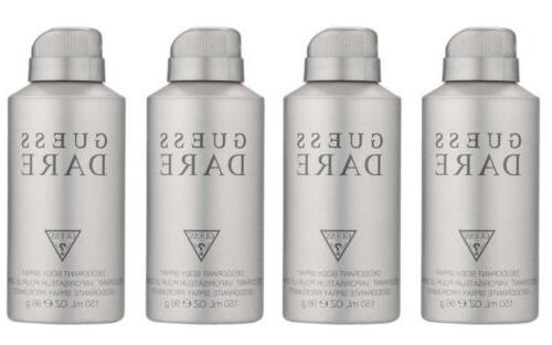 dare cologne deodorant body spray for men
