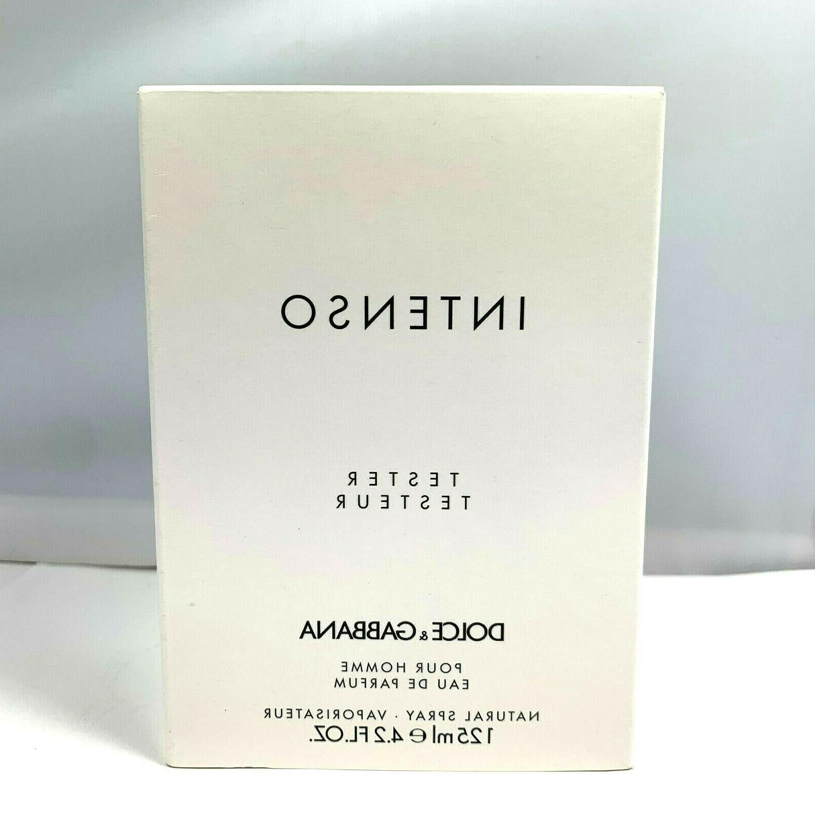 dolce and gabbana intenso pour homme eau