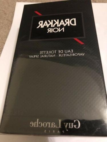 DRAKKAR Laroche 6.7 oz 6.8 Eau Toilette New in