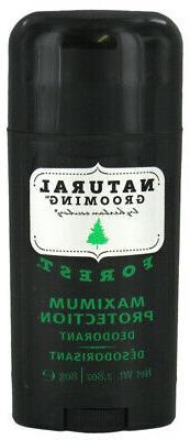 Herban Cowboy Deodorant Forest - 2.8 Oz