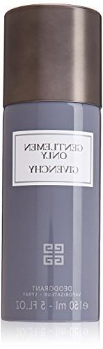 Givenchy Gentlemen Only Deodorant Spray for Men, 5 Ounce