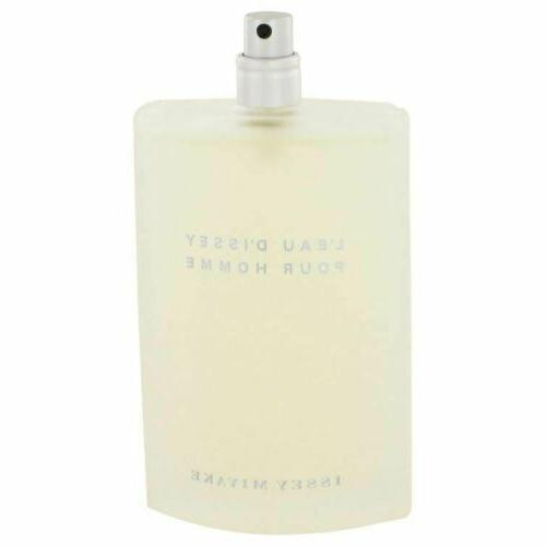 Issey Miyake Cologne Men Perfume 4.2 oz 125 ml Eau de Toilet