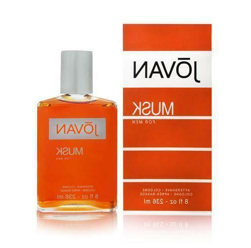 jovan musk by men 8 oz 236