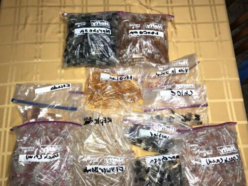 lancome lot 50 vial set men
