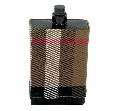 Burberry London Fabric Cologne for Men 3.4 oz Brand New Test