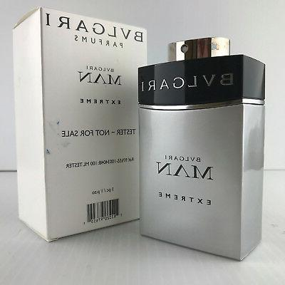 BVLGARI By BVLGARI 100 ML SPRAY NEW BOX