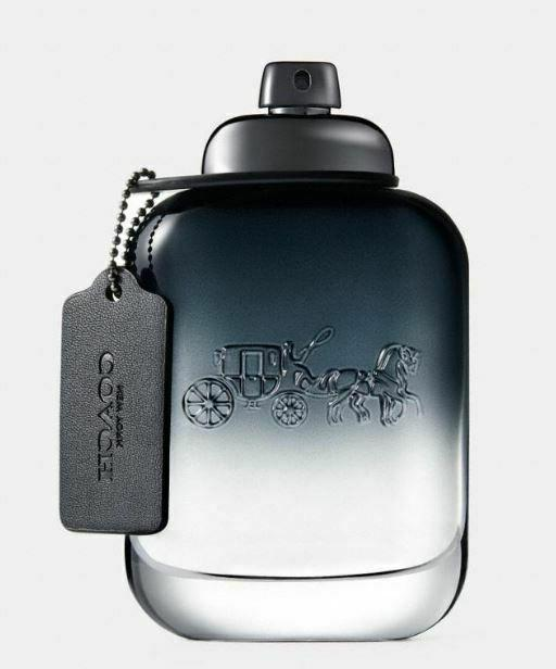 Coach For Men Cologne EDT Authentic SAMPLE, 5ml Travel Size,