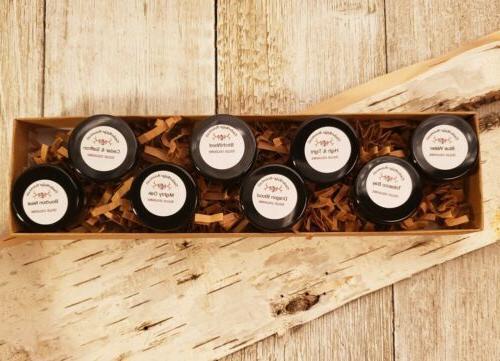mens cologne sample pack 8 samples natural