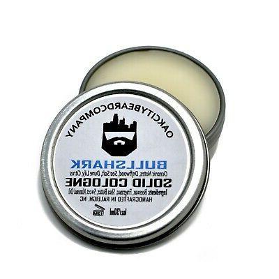 oak city beard co neroli woods solid