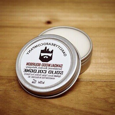 Oak City Co.- Solid - Natural Oils -