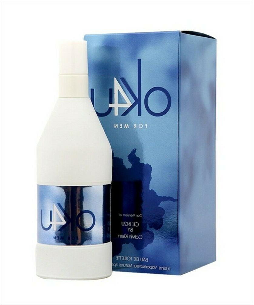 ok4u cologne perfume for men our version