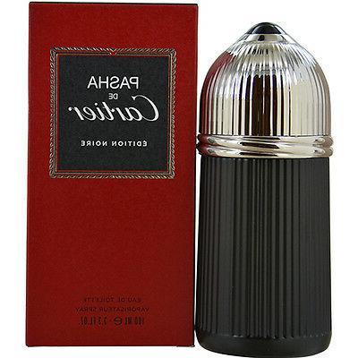 Cartier Pasha Edition Noir 3.3 oz Eau de Toilette Spray