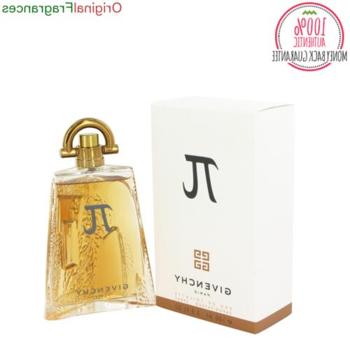 Pi Cologne 3.3 / 1.7 / 0.17 oz  100 ML 50 ML By GIVENCHY FOR