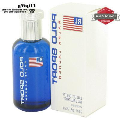 POLO SPORT Cologne 2.5 oz 4.2 oz EDT Spray for MEN by Ralph