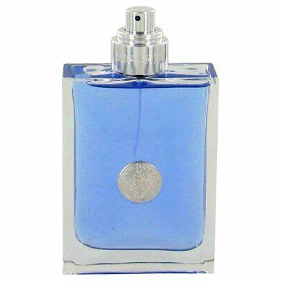 Versace Pour Homme By Versace Eau De Toilette Spray 3.4 Oz F
