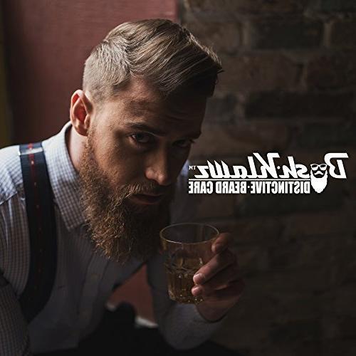 Premium Beard Variety of Full 2 oz Naked Prince Scent Fragrance Free Set Bundle Kit