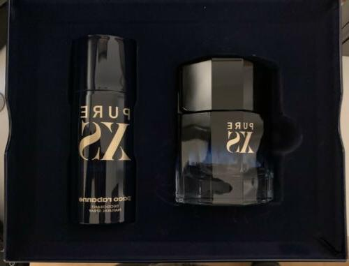 PURE XS EDT for