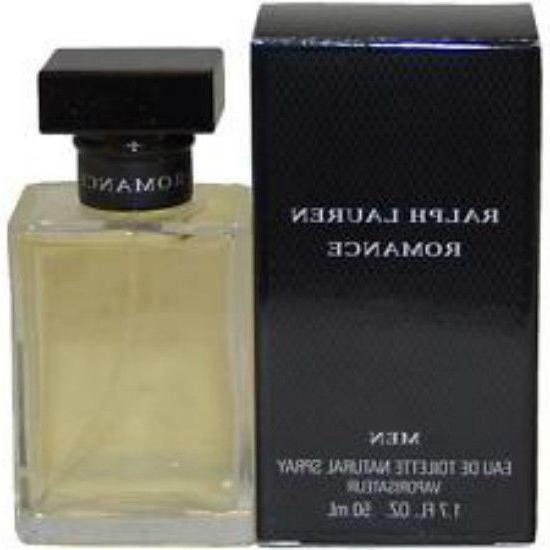 Ralph Lauren Romance 3.4oz Men's Spray RARE Cologne Perfume