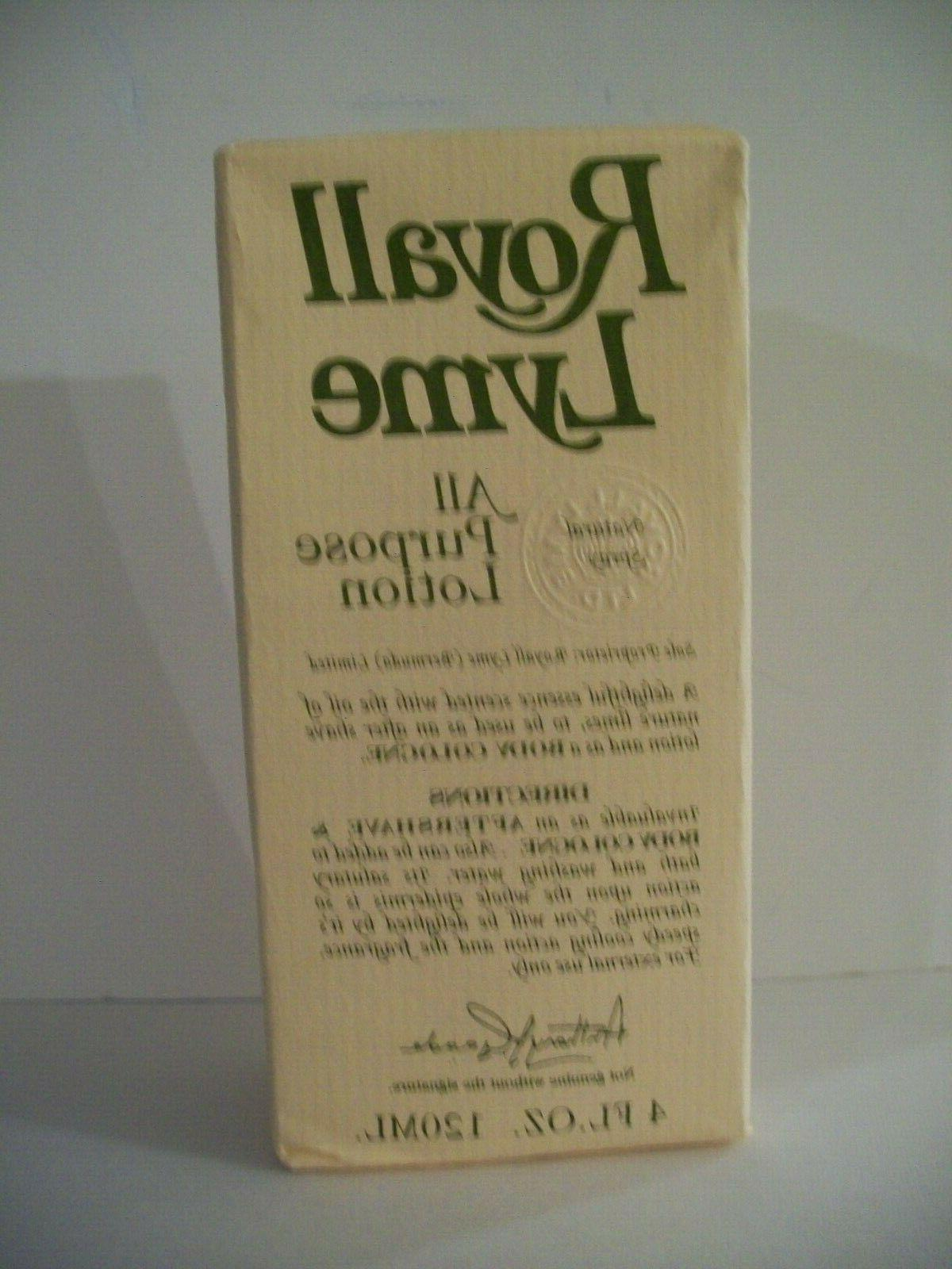 royall lyme by 4 oz all purpose