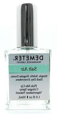 DEMETER Salt Air Pick-Me-Up Cologne Spray 1 Fl Oz.