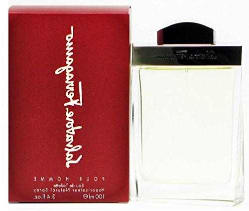 Salvatore Ferragamo by Salvatore Ferragamo for Men - 3.4 oz