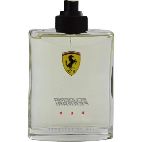 Ferrari Ferrari Scuderia Red Eau De Toilette Spray 125ml/4.2