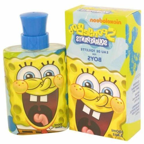 spongebob squarepants cologne by eau de toilette