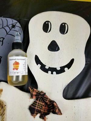 SPOOPY Men's Beard Oil Serum, Apple Cider Halloween Autumn S