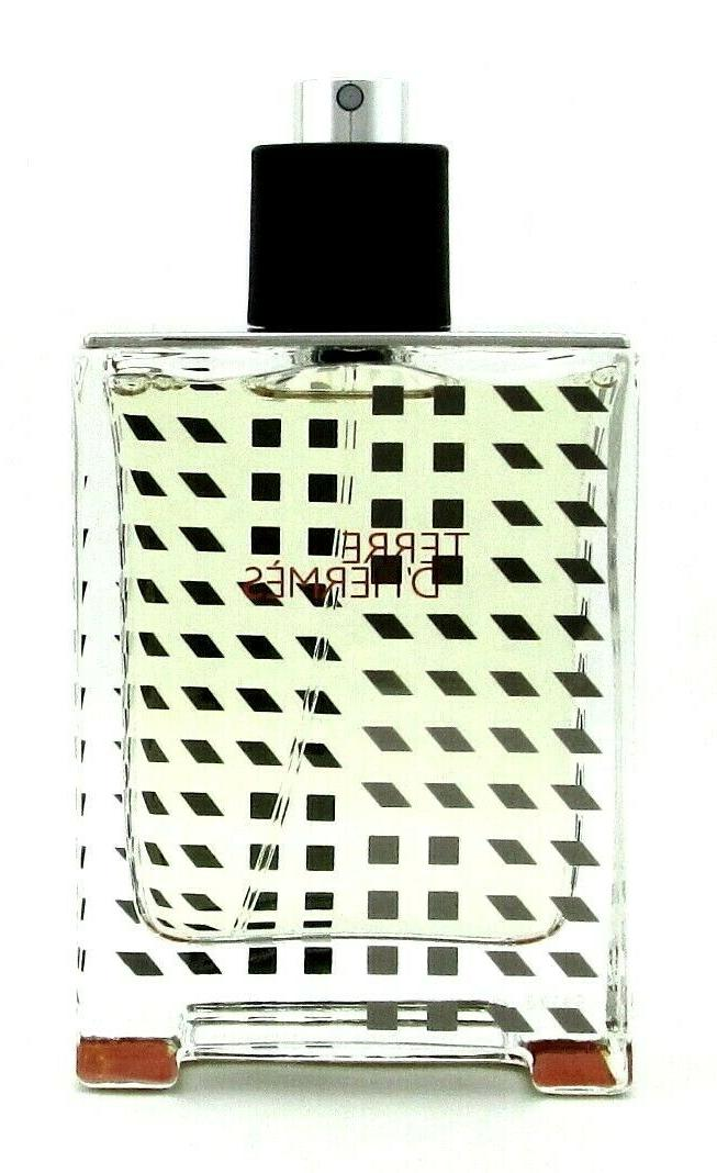 Terre D'Hermes by Hermes Spray Edition 2019 New Sealed